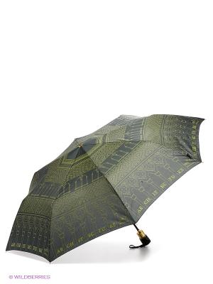 Зонт H.DUE.O. Цвет: темно-зеленый