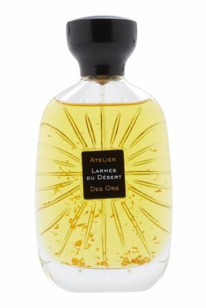 Парфюмерная вода Larmes Du Desert 100ml Atelier Des Ors. Цвет: золотой