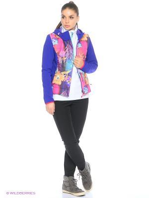 Куртка Stayer. Цвет: синий, фуксия, голубой, оранжевый, розовый