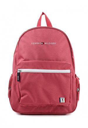 Рюкзак Tommy Hilfiger. Цвет: розовый