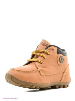Ботинки Ortope. Цвет: коричневый