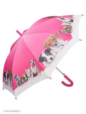 Зонт Doppler. Цвет: розовый