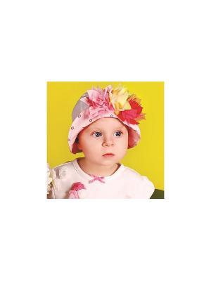 Шляпа DEMBOHOUSE. Цвет: молочный