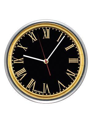 Часы настенные Куранты (30см) Mitya Veselkov. Цвет: черный