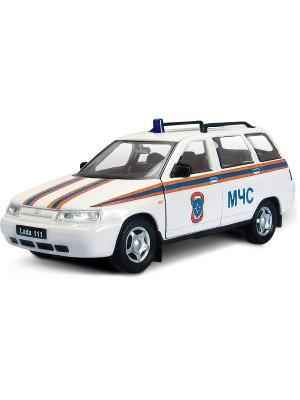 Машина LADA 111 МЧС AUTOTIME. Цвет: белый