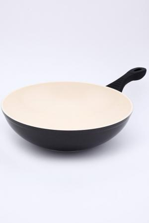 Сковорода-вок Green Top. Цвет: черный
