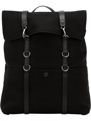 Buckle backpack Mismo. Цвет: чёрный