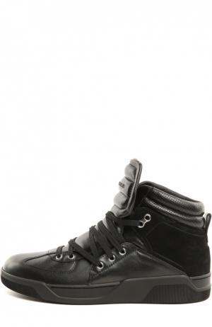 Кеды Benelux Dolce & Gabbana. Цвет: черный