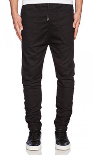 Спортивные брюки zespy I Love Ugly. Цвет: черный
