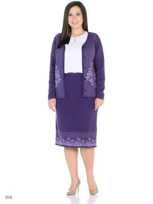 Костюм, модель Кира Dorothy's Нome. Цвет: темно-фиолетовый, синий