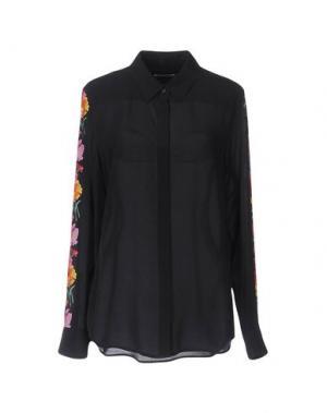 Pубашка EQUIPMENT FEMME. Цвет: стальной серый