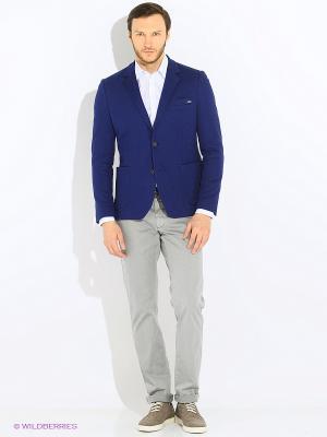 Пиджак U.S. Polo Assn.. Цвет: синий