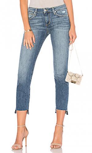 Прямые джинсы со ступенчатым низом Joes Jeans Joe's. Цвет: none
