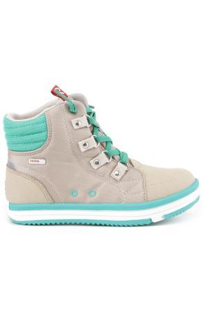 Ботинки Reima. Цвет: песочный