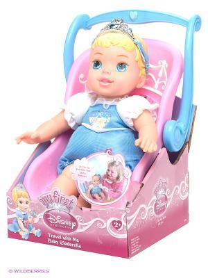 Кукла Малышка Принцесса Золушка Jakks. Цвет: голубой, розовый, белый