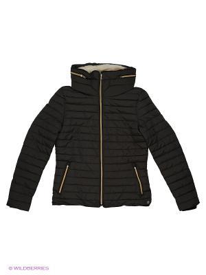 Куртка TOM TAILOR. Цвет: темно-серый