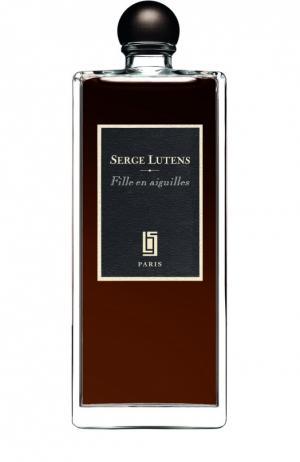 Парфюмерная вода Fille en Aiguilles Serge Lutens. Цвет: бесцветный