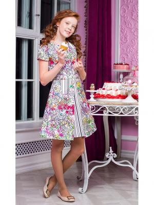 Платье Штрихкод I love to dream