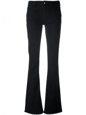 Расклешенные джинсы The Seafarer. Цвет: чёрный