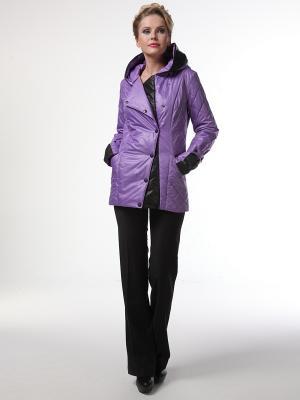 Куртка DizzyWay. Цвет: сиреневый