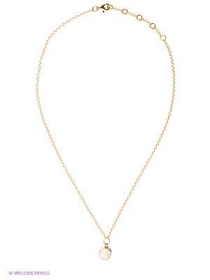 Ожерелье La Mer Collections. Цвет: золотистый
