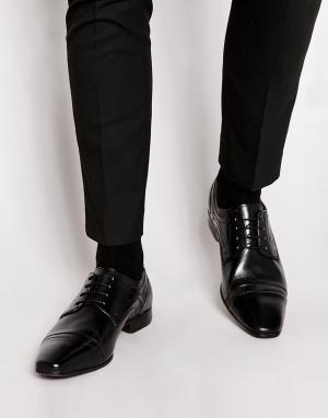 Rolando Sturlini Кожаные оксфордские туфли
