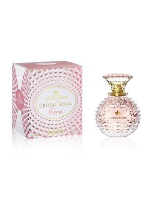 Princesse Paris Cristal Royal Rose Парфюмерная вода 50мл MARINA DE BOURBON. Цвет: прозрачный