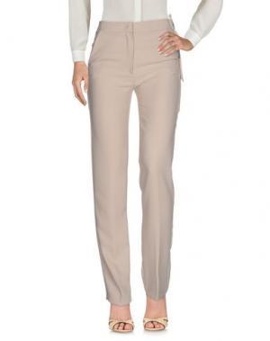 Повседневные брюки G.SEL. Цвет: бежевый