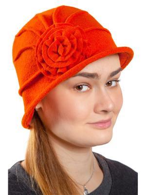 Шляпа Three S. Цвет: рыжий