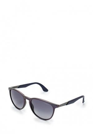 Очки солнцезащитные Carrera. Цвет: фиолетовый