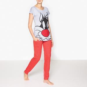 Пижама с рисунком, Gros Minet TWEETY !. Цвет: набивной рисунок