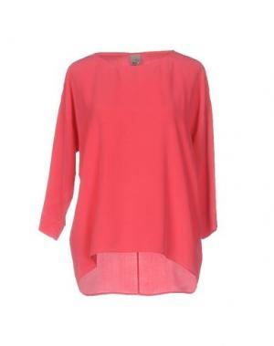 Блузка QL2 QUELLEDUE. Цвет: фуксия