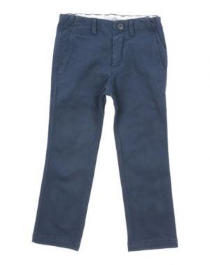 Повседневные брюки GUSELLA. Цвет: темно-синий