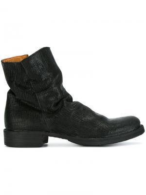 Ботинки Elf Fiorentini +  Baker. Цвет: чёрный