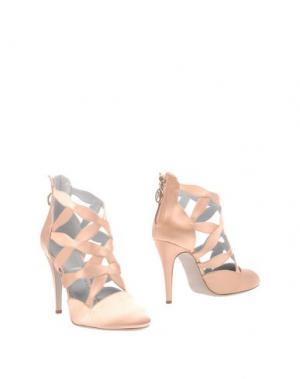 Ботинки RAYNE. Цвет: песочный
