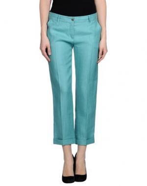 Повседневные брюки COAST WEBER & AHAUS. Цвет: бирюзовый