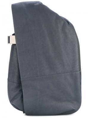 Асимметричный рюкзак Côte&Ciel. Цвет: серый