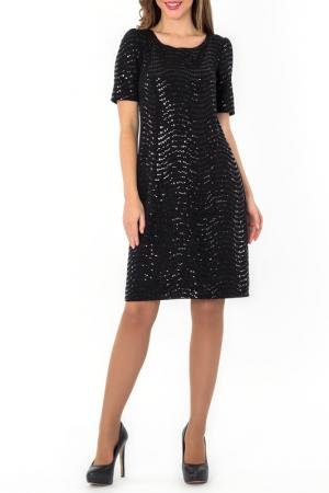 Платье S&A style. Цвет: черный