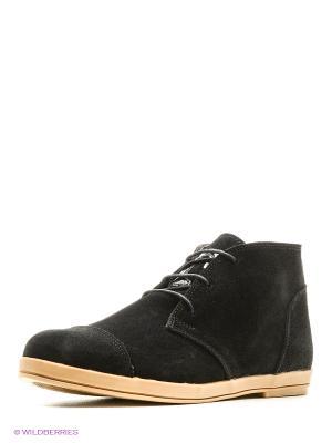 Ботинки Dival&Dino. Цвет: черный