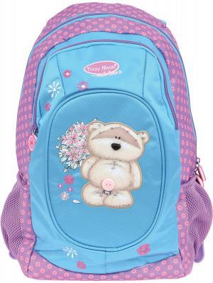 Рюкзак мягкий PROFF. Цвет: голубой