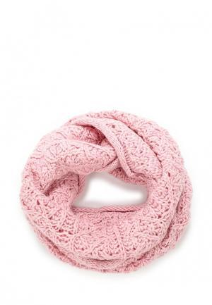Снуд Baon. Цвет: розовый