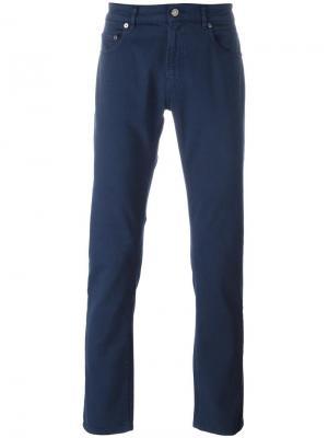 Slim-fit jeans Pt05. Цвет: синий