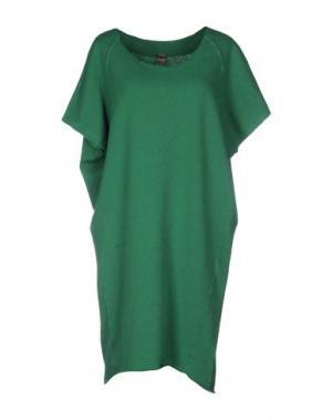 Платье до колена JIJIL. Цвет: зеленый