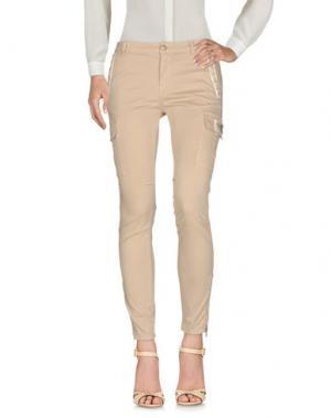 Повседневные брюки MASON'S. Цвет: бежевый