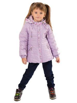 Куртка SAIMA. Цвет: сиреневый