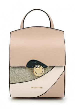 Рюкзак Cromia. Цвет: розовый