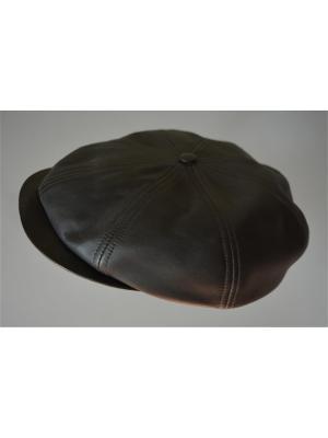 Кепка Bos Bison. Цвет: коричневый