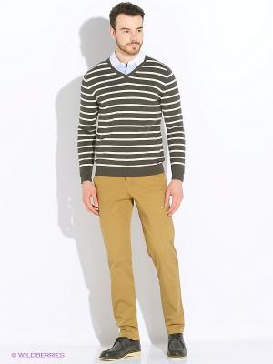 Пуловер S.OLIVER. Цвет: темно-серый
