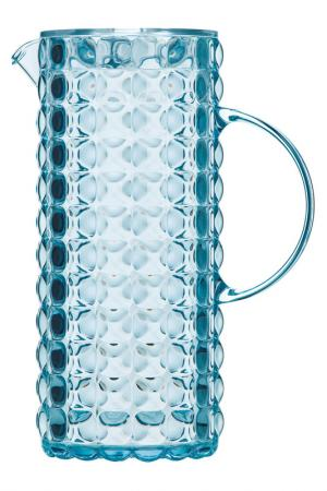 Кувшин Tiffany GUZZINI. Цвет: голубой