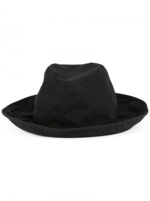 Шляпа Kijima Takayuki. Цвет: чёрный